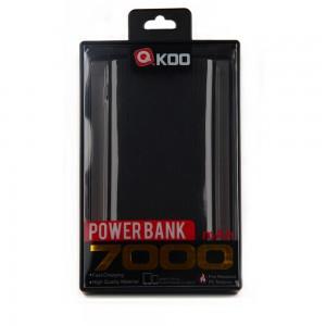 Power Bank KOO с двумя usb-разъемами на 7000Мач