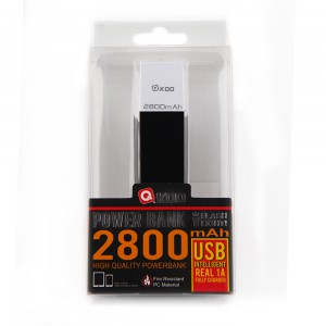 Power Bank KOO на 2800Мач