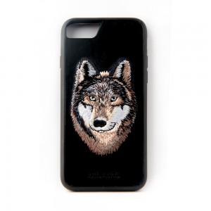 Дизайнерский чехол с вышивкой для IPhone 7