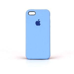 Оригинальный чехол для iPhone 5 фиалковый