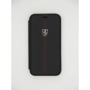 Чехол на iPhone Xr красный Ferrari