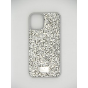 Чехол для iPhone 12 Swarovski (5.4)