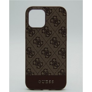 Чехол- накладка Guess для iPhone 12 Mini