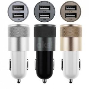 Зарядное устройство - Dual USB  - Ubear