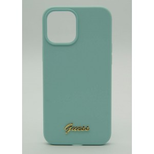 Чехол Guess для iPhone 12/12Pro Soft-touch