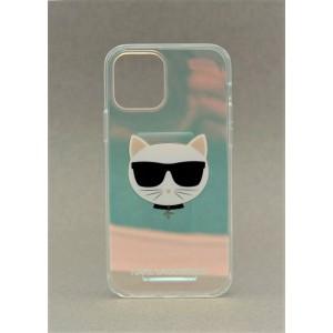 Силиконовый чехол для iPhone 12/12 Pro Karl Lagerfeld