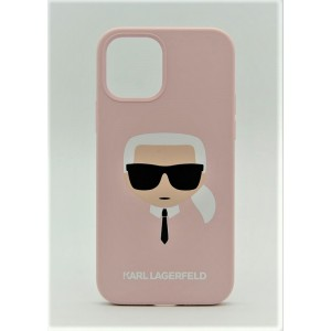 Чехол для iPhone 12 Pro Max Karl Lagerfeld Soft-touch