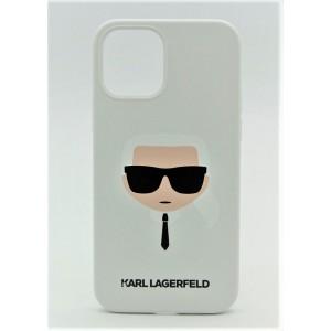 Чехол для iPhone 12 Mini Karl Lagerfeld Soft-touch